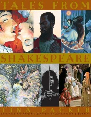 Cover for Tales From Shakespeare