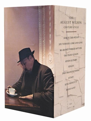 August Wilson Century Cycle Cover