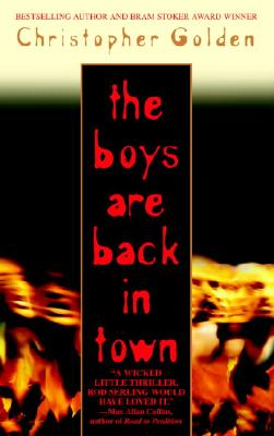 The Boys Are Back in Town Cover