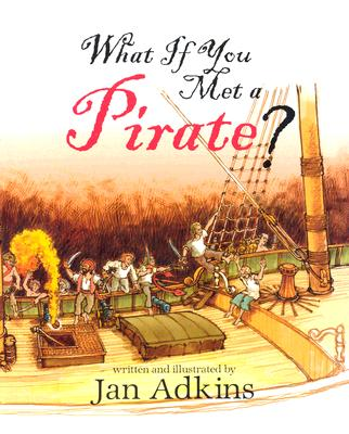 What If You Met A Pirate? Cover