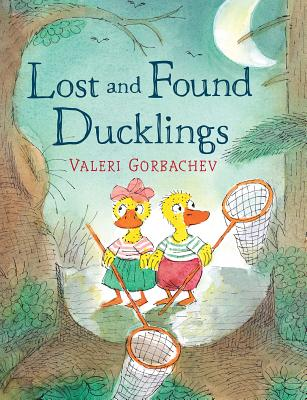 Cover for Lost and Found Ducklings