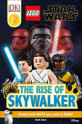 DK Readers Level 2: LEGO Star Wars The Rise of Skywalker Cover Image