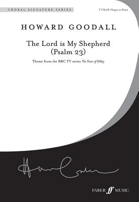 The Lord Is My Shepherd (Psalm 23): Ttbb, Choral Octavo (Faber Edition) Cover Image