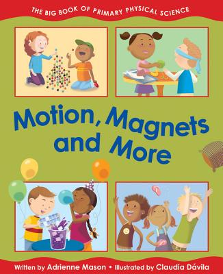 Motion, Magnets and More Cover