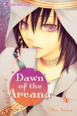 Dawn of the Arcana, Volume 4 Cover