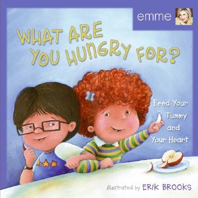 What Are You Hungry For? Cover