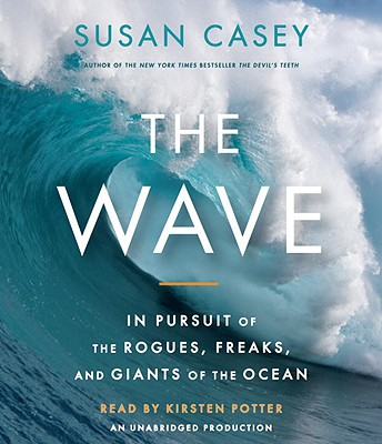The Wave: In Pursuit of the Rogues, Freaks and Giants of the Ocean Cover Image