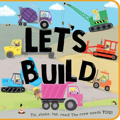 Let's Build Cover Image