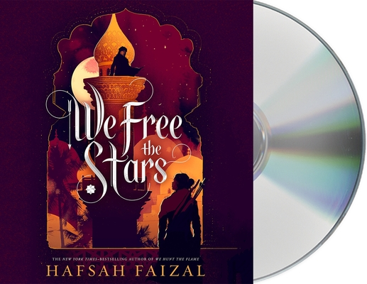 We Free the Stars (Sands of Arawiya #2) Cover Image