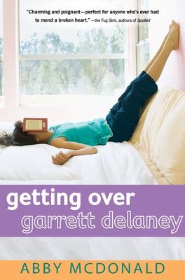 Getting Over Garrett Delaney Cover