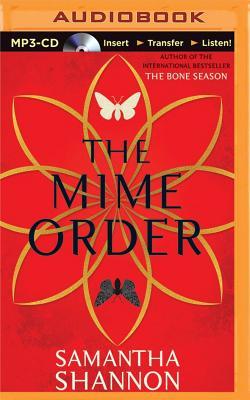 The Mime Order (Bone Season #2) Cover Image