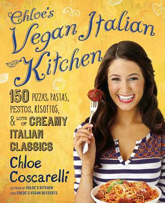 Chloe's Vegan Italian Kitchen Cover