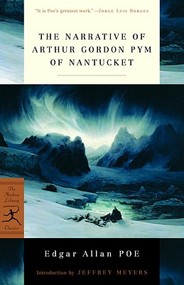 The Narrative of Arthur Gordon Pym of Nantucket Cover Image