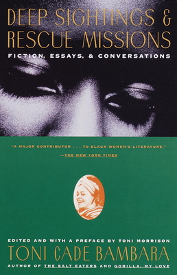 Deep Sightings & Rescue Missions: Fiction, Essays, and Conversations Cover Image