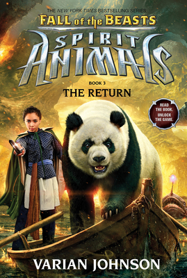 The Return (Spirit Animals: Fall of the Beasts, Book 3) Cover Image