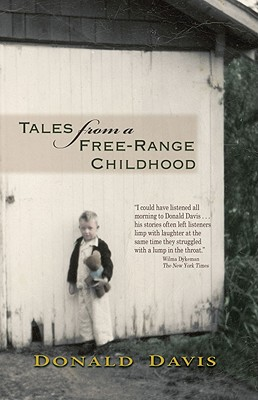 Tales from a Free-Range Childhood Cover