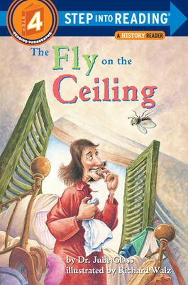 The Fly on the Ceiling: A Math Reader (Step into Reading) Cover Image