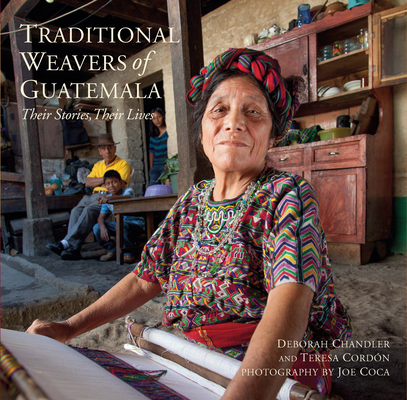 Traditional Weavers of Guatemala Cover
