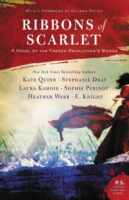 Ribbons of Scarlet: A Novel of the French Revolution's Women Cover Image