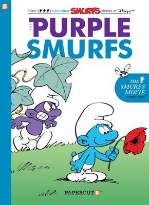 The Purple Smurfs Cover