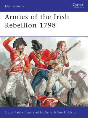 Armies of the Irish Rebellion 1798 Cover