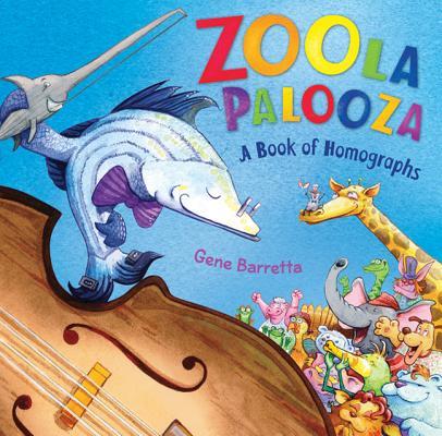 Zoola Palooza Cover