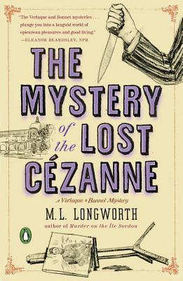 The Mystery of the Lost Cezanne (A Provençal Mystery #5) Cover Image