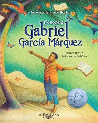 Cover for Conoce A Gabriel Garcia Marquez = Know Gabriel Garcia Marquez