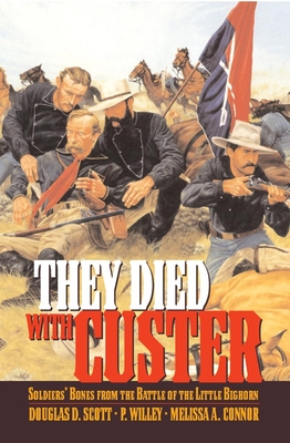 Cover for They Died With Custer