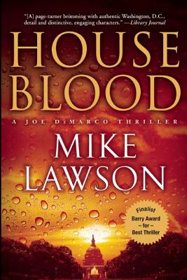 Cover for House Blood (Joe DeMarco Thrillers)