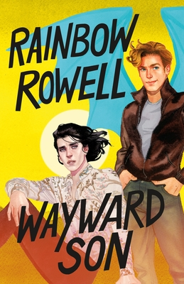Wayward Son (Simon Snow Series #2) Cover Image
