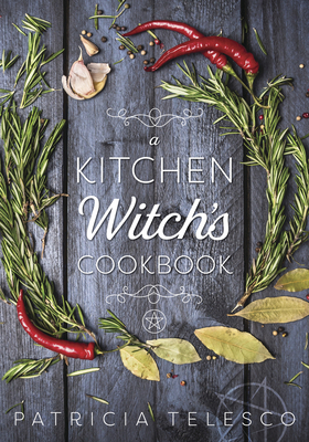A Kitchen Witch's Cookbook Cover Image