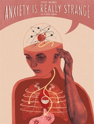Anxiety Is Really Strange Cover Image