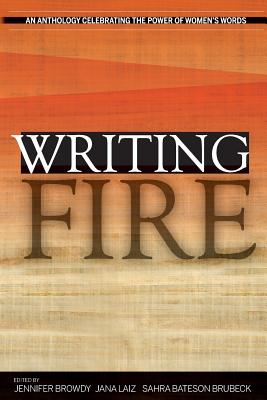 Cover for Writing Fire