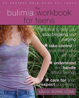 Cover for The Bulimia Workbook for Teens