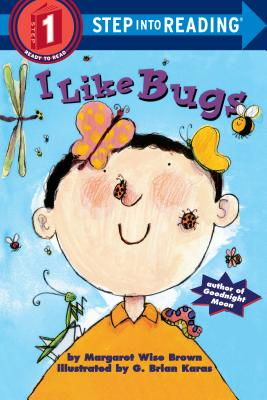 I Like Bugs (Step into Reading) Cover Image