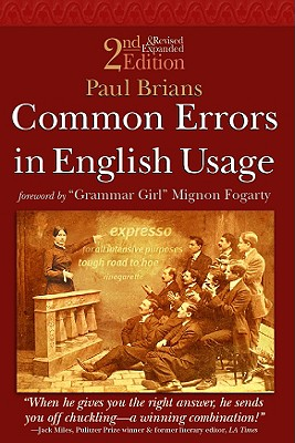 Common Errors in English Usage Cover Image