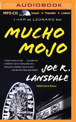 Mucho Mojo: A Hap and Leonard Novel (Hap Collins and Leonard Pine Novels #2) Cover Image