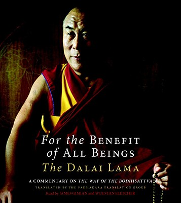 For the Benefit of All Beings: A Commentary on the Way of the Bodhisattva Cover Image