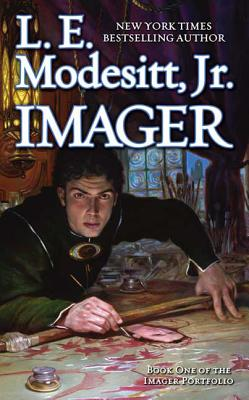 Imager: Book One of the Imager Portfolio Cover Image