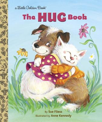 Cover for The Hug Book (Little Golden Book)