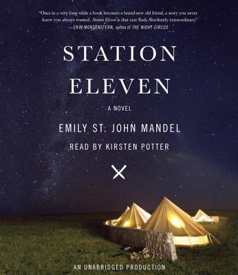 Station Eleven: A novel Cover Image