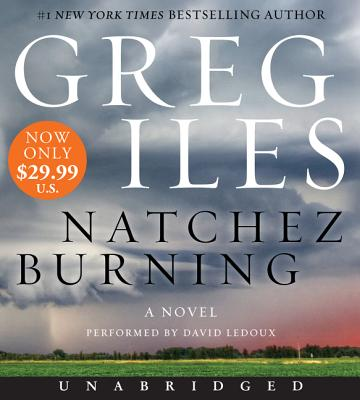 Natchez Burning Low Price CD: A Novel (Penn Cage #4) Cover Image