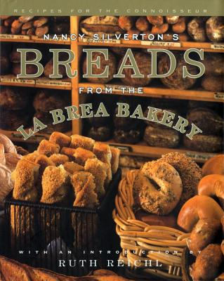Nancy Silverton's Breads from the La Brea Bakery Cover