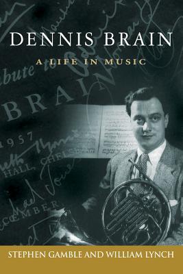 Cover for Dennis Brain