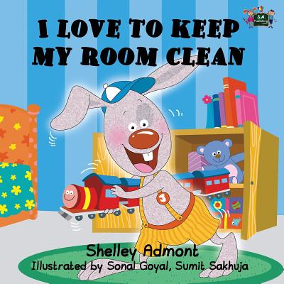 Cover for I Love to Keep My Room Clean (I Love To...)