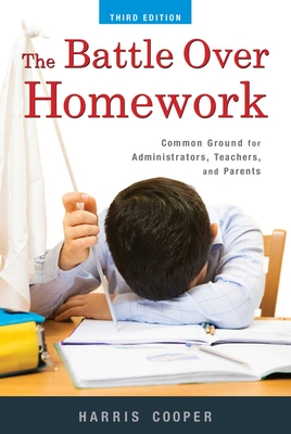 Cover for The Battle Over Homework