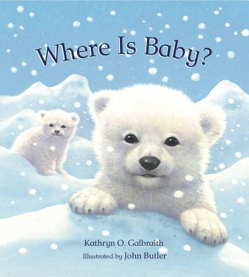 Cover for Where Is Baby?