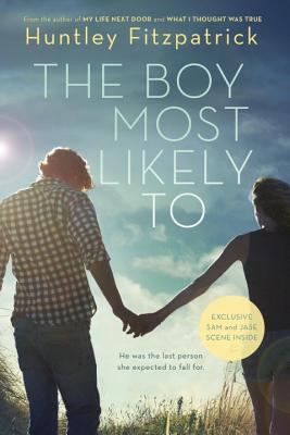 Cover for The Boy Most Likely To