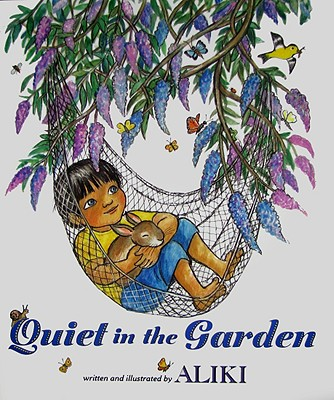 Quiet in the Garden Cover